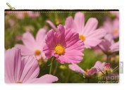 Mexican Aster Flowers 2 Carry-all Pouch