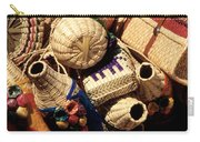 Mexican Baskets Carry-all Pouch