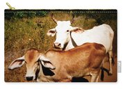 Mexican Cattle Carry-all Pouch