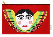 Mexican Cherub Carry-all Pouch