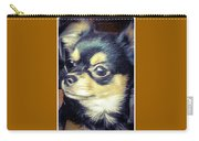 Mexican Chihuahua Puppy Carry-all Pouch