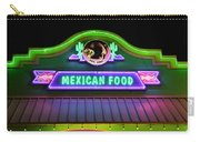 Mexican Food Carry-all Pouch