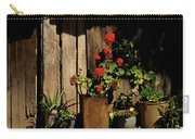 Mexican Geraniums Carry-all Pouch