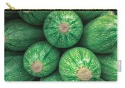 Mexican Gray Squash Carry-all Pouch