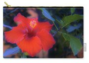 Mexican Hibiscus Carry-all Pouch