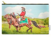 Mexican Horse Soldiers Carry-all Pouch