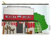J Chew Mexican Imports Scottsdale Arizona Carry-all Pouch