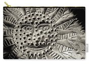 Mexican Mirror Detail Carry-all Pouch