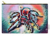 Mexican Red Knee Tarantula Carry-all Pouch