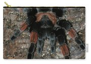 Mexican Redleg Tarantula Carry-all Pouch