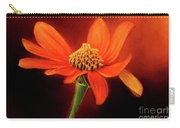 Mexican Sunflower Carry-all Pouch