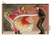 Mexico City Ballet Folklorico Carry-all Pouch