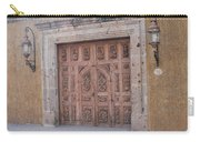 Mexico Door 1 By Tom Ray Carry-all Pouch