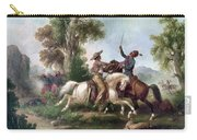 Mexico: Hapsburg Reign Carry-all Pouch