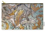 Mexico: Ixmiquilpan Fresco Carry-all Pouch