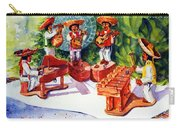 Mexico Mariachis Carry-all Pouch