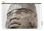 Mexico: Olmec Head Carry-all Pouch