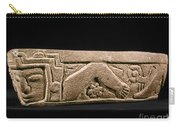 Mexico: Totonac Swimmer Carry-all Pouch