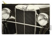 Mg Tc Sports Grill - Vintage Carry-all Pouch
