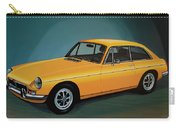 Mgb Gt 1966 Painting  Carry-all Pouch