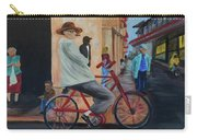 Mi Bicicleta Carry-all Pouch by Jorge Delara