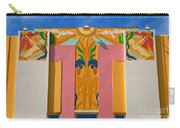 Miami Beach Art Deco Carry-all Pouch