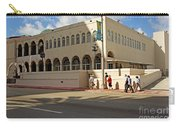 Miami Beach Synagogue Saturday Morning Carry-all Pouch