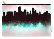 Miami Fla Skyline Carry-all Pouch