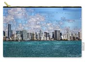 Miami, Florida Carry-all Pouch