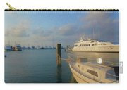 Miami Harbor Carry-all Pouch