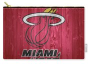 Miami Heat Barn Door Carry-all Pouch