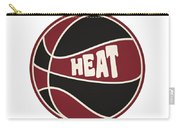 Miami Heat Retro Shirt Carry-all Pouch