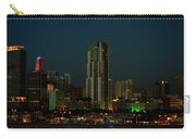 Miami Skyline Carry-all Pouch