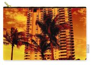 Miami South Pointe IIi Carry-all Pouch