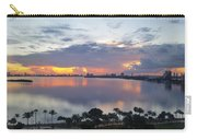 Miami Sunrise Part 1 Carry-all Pouch