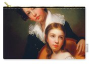 Michael Angelo And Emma Clara Peale Carry-all Pouch