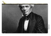 Michael Faraday, English Physicist Carry-all Pouch