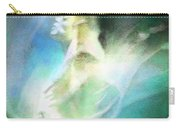 Michael Jackson 15 Carry-all Pouch by Miki De Goodaboom