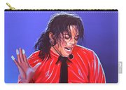 Michael Jackson 2 Carry-all Pouch