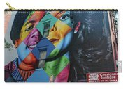 Michael Jackson Mural  Carry-all Pouch