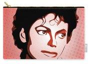 Michael Jackson - Thriller - Pop Art Carry-all Pouch