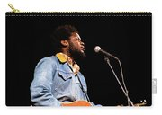 Michael Kiwanuka, Photographed By Anna Webber At Heartbreaker Ba Carry-all Pouch