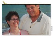 Michael  Peychich And His Sweetheart Carry-all Pouch