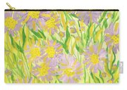 Michaelmas Daises Carry-all Pouch