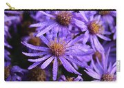 Michaelmas Daisy Carry-all Pouch