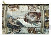 Michelangelo: Adam Carry-all Pouch