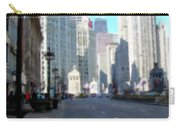 Michigan Ave Tall Carry-all Pouch