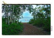 Michigan Breakwater Lighthouse Carry-all Pouch