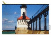 Michigan City Light 1 Carry-all Pouch
