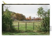 Michigan Farm And Fence  Carry-all Pouch